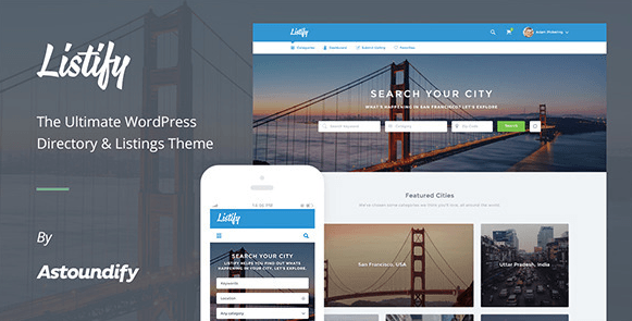 listify-wordpress-theme