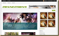 connections wordpress theme