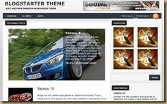 blogstarter тема wordpress