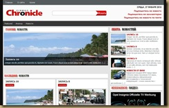 chronicle тема wordpress