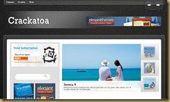 crackatoa тема wordpress