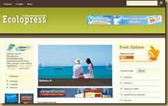 ecolopress тема wordpress