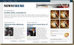 newstheme тема wordpress