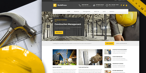 build-press-wordpress-theme