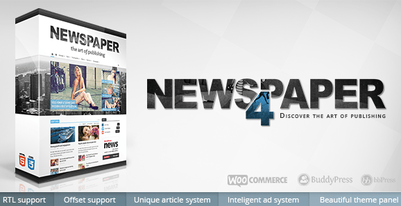 newspaper-wordpress-theme