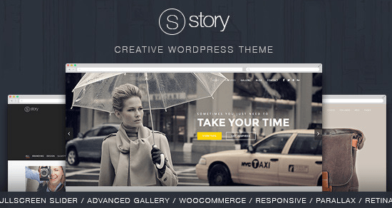 story-wordpress-theme