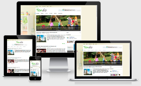 tendo-wordpress-theme