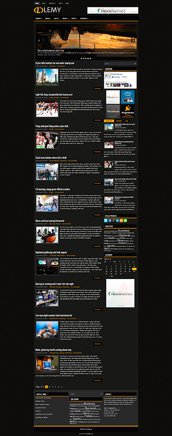 lemy-wordpress-theme-full