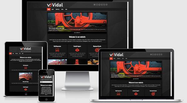 vidal-wordpress-theme